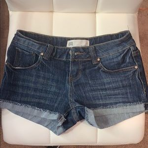 Pacsun Medium Wash Jean Shorts
